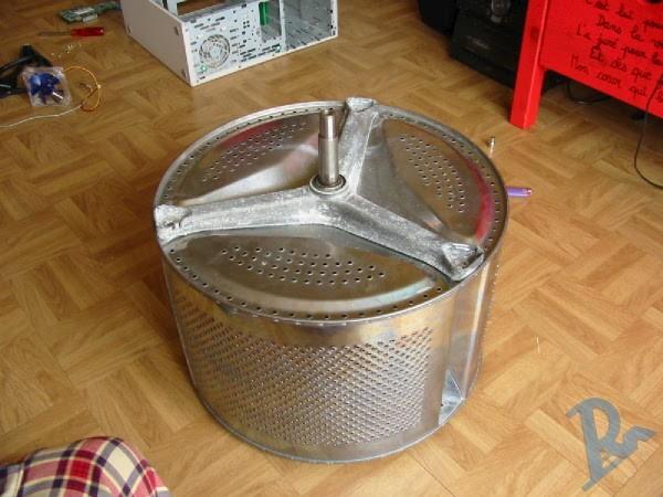 Bevorzugt MOD] ABANDON Tambour de machine à laver NS34